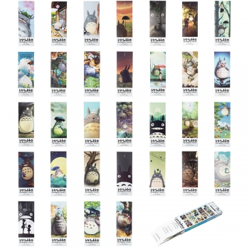Закладки для книг Тоторо (уп32шт)