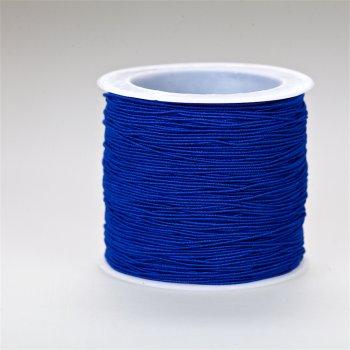 Шнур-резинка синя 0,6 мм