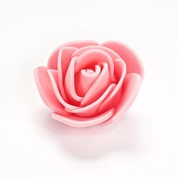 Искусственные цветы, роза, 25-30 мм
