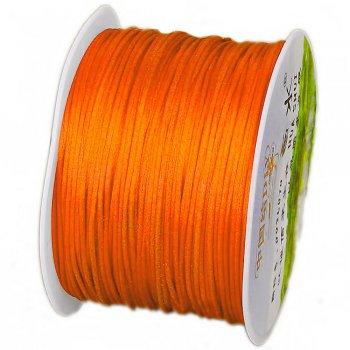 Шнур оранжевый полиэстеровый 3 мм