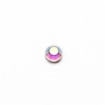 Прозрачный хрусталь АВ термоклеевые стразы 2.7-2.8 мм