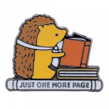 Значок пин Just one more page
