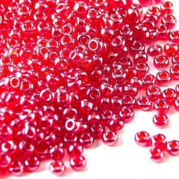 96070 чеський бісер Preciosa 5г червоний