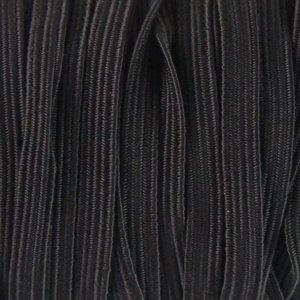 Резинка білизняна чорна ширина 5 мм