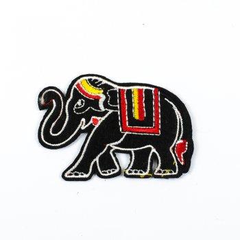 Тканевая нашивка Слон