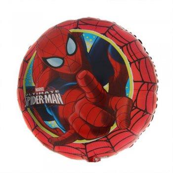 Шар фольга  Человек паук