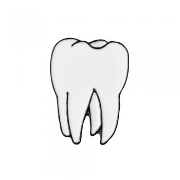 Значок пін Зуб