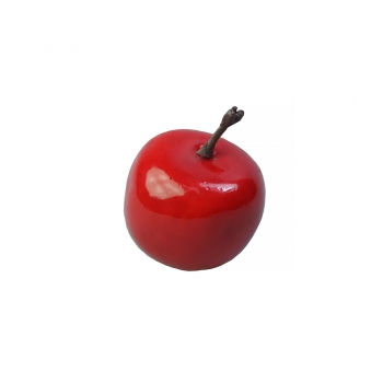 Штучний фрукт Яблуко червоне