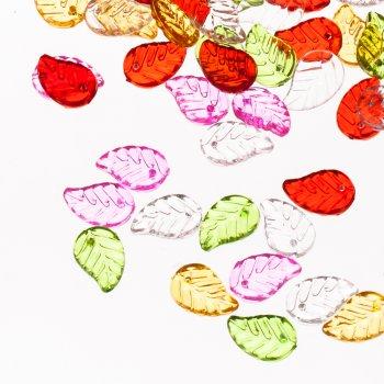 Пластиковые кристаллы 14 мм.