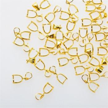 Крепления для подвесок золото