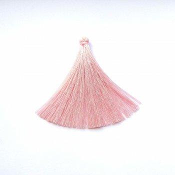 Текстильні китиці рожеві