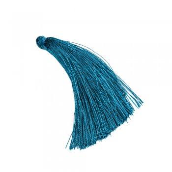 Текстильні китиці смарагдові