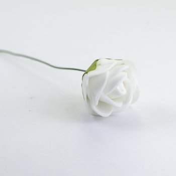 Букет троянд, штучні квіти, 100 мм