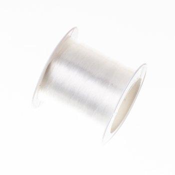 Волосінь біжутерна 220 м (+-10%). Прозорий. Діаметр 0,25 мм.