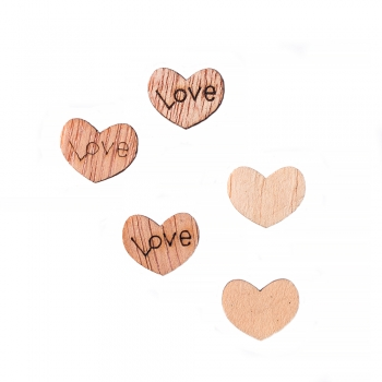 Клеевой элемент Сердце Love