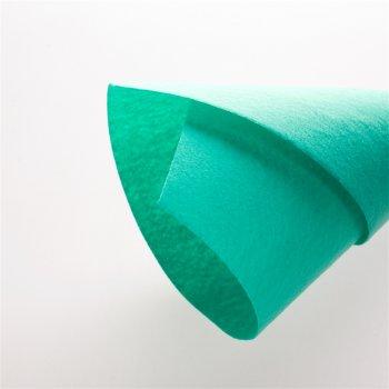 фетр зелений