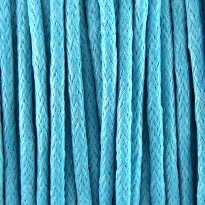 Нитки бавовняні блакитні