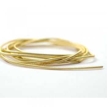 Канітель золотиста 1,2 мм (1 м)