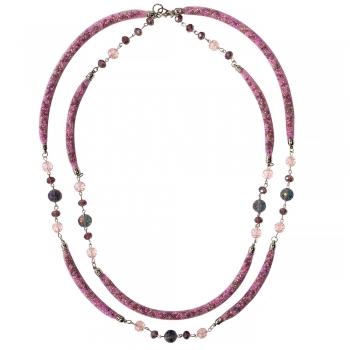Ожерелье Роза (ручная работа)