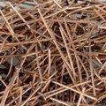 Біжутерні цвяшки мідний 30 мм