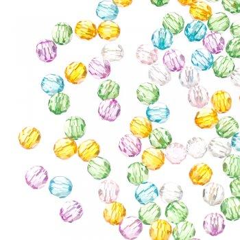 Пластиковые кристаллы, 10 мм