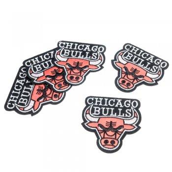 Тканинна нашивка Chicago Bulls