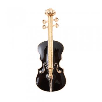 Значок пін Скрипка
