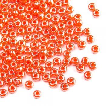 98140 чешский бисер Preciosa 5г  оранжевый