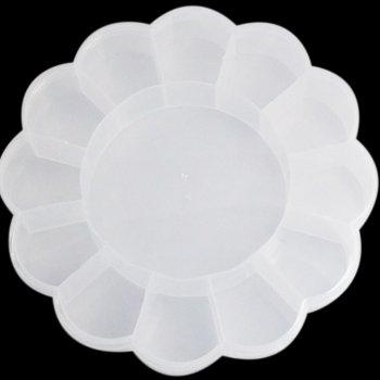 Контейнер пластиковий ромашка, 15,5 см
