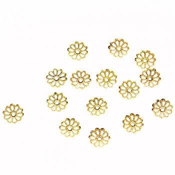 Золотые обниматели цветок