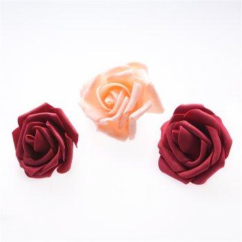 Искуственные цветы розы