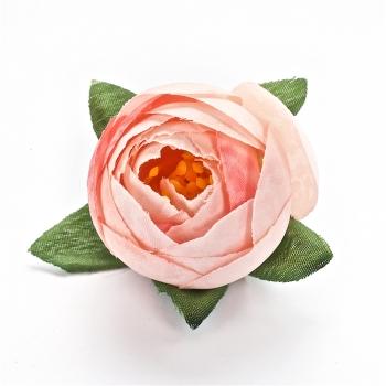 Штучна квітка Півонія рожева