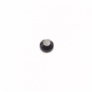 Чёрный гагат термоклеевые стразы 1.9-2.0 мм
