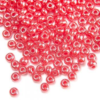 98170 чешский бисер Preciosa 5г  красный
