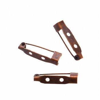 Булавки для брошок 30 мм