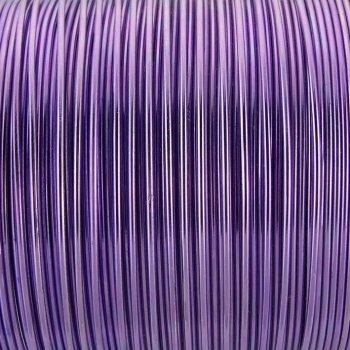 Дріт алюмінієвий 0,8 мм світло-фіолетовий