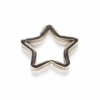 Кольцо для брелка Звезда