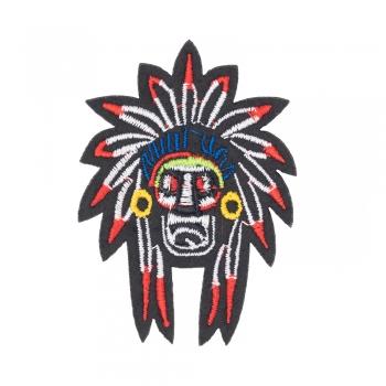 Тканинна нашивка Індіанець