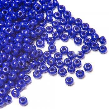 33060 чеський бісер Preciosa 5г синій