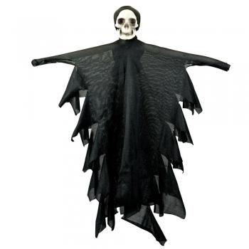 Елемент декора скелет привидение