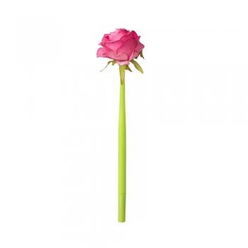 Ручка роза малиновая