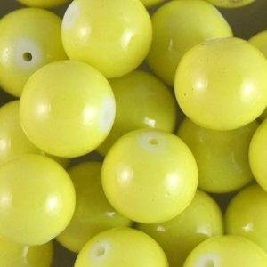 Стекло опаковое светло-желтое