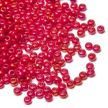 94190 чешский бисер Preciosa 5г  красный