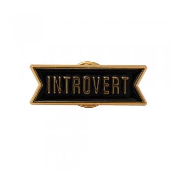 Значок пін Introvert