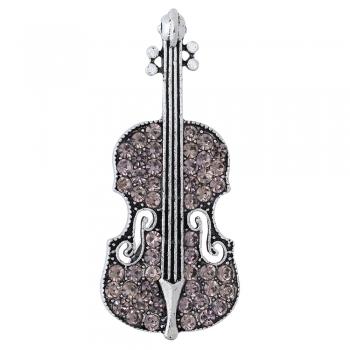Брошка Скрипка