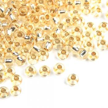 78182 чешский бисер Preciosa 5г  золотой