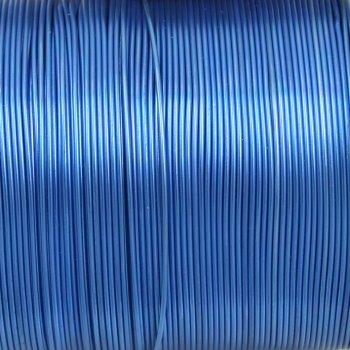 Проволока алюминиевая 0,6 мм светло-синяя