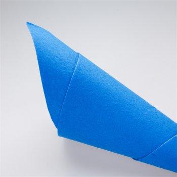 Фетр темно-синій