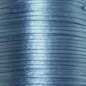 Шнур полиэстеровый 1 мм голубой