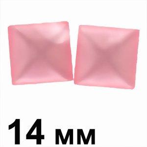 Пластикові кабошони рожевий очей